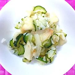りんごのサラダ< 幼児1人分 >の画像