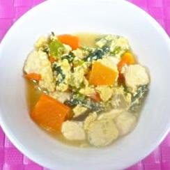 豆腐の卵煮の画像