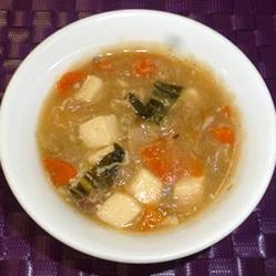 豆腐の中華風炒めの画像